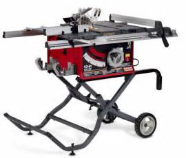 Milwaukee Table Saw by 11 Portable Table Saw Reviews Tests And Comparisons