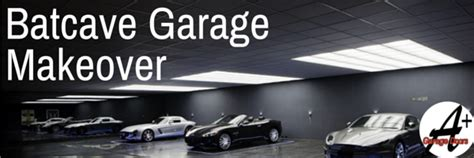 Batcave Garage by Batcave Garage Door Makeover Renovation Upgrade