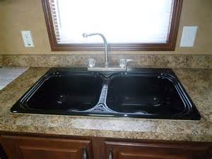 Black Ceramic Kitchen Sink Top 15 Black Kitchen Sink Designs Mostbeautifulthings How To Buy The Right Kitchen Sink Buying