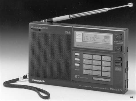 panasonic rfb panasonic rf  shortwave receiver