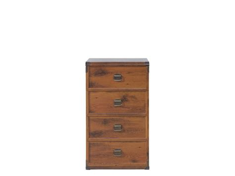 50 Cm Wide Chest Of Drawers by Jkom 4s 50 Indiana Brw Chest Of Drawers Black