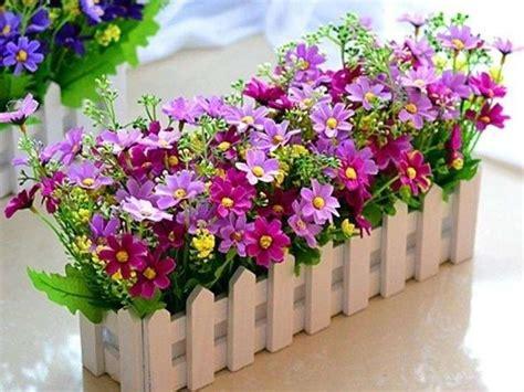 vaso con fiori finti decorare casa con i fiori finti foto 39 40 design mag