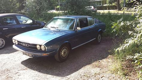 Audi Coupe Club by Audi 100 Coupe S Audiclub