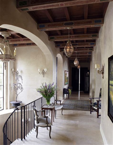 Tuscan Home Interiors by Rustic Decorating Ideas Mediterranean Style Homes