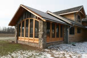 Mendon Country Barn Country Home Timber Frame Case Study