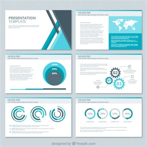 powerpoint templates free vector powerpoint presentation vectors photos and psd files