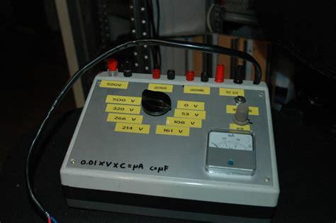 reforming electrolytic capacitors dc leakage and reforming electrolytic caps pa4tim s opvangtehuis voor buizenbakken