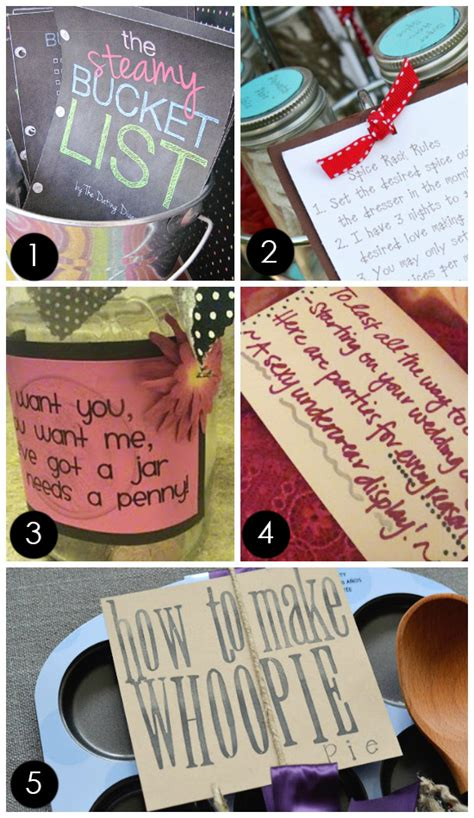 clever wedding shower gift ideas 60 best creative bridal shower gift ideas