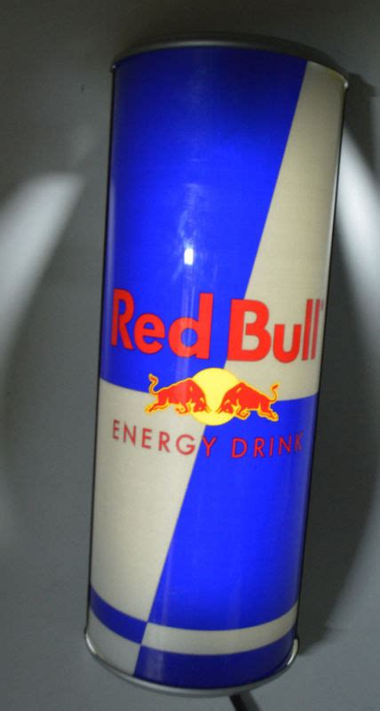red bull light up sign red bull light shop collectibles online daily