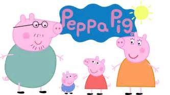 cartoon characters peppa pig photos cliparts