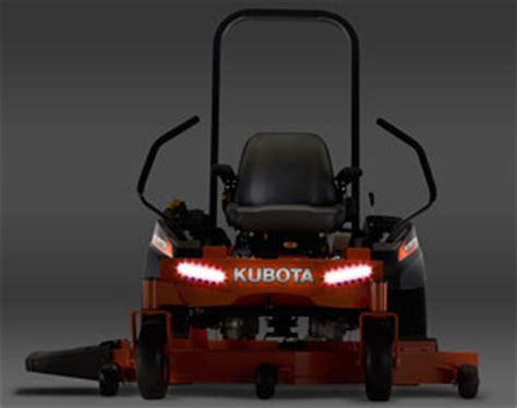 led lights for zero turn mowers 2013 kubota zg100 kommander review