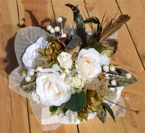 mossy oak wedding bouquet country wedding and party