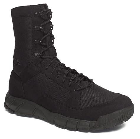 oakley assault boots oakley si 8 quot black lightweight assault boot