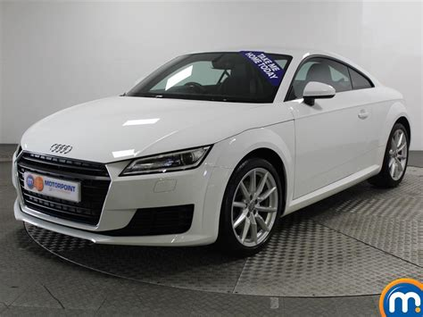 Audi Tt For Sale Uk by Used Audi Tt For Sale Second Hand Nearly New Cars