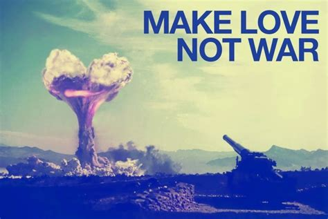 making it lovely make love not war poster sold at europosters