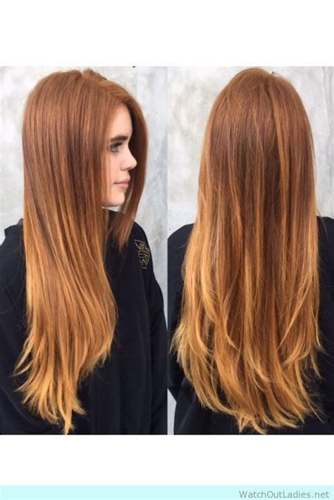 copper blond hair wiki brown copper balayage ends with a light base perfect fall