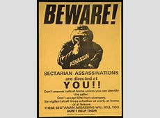 CAIN: Posters - Examples of Republican Posters, 1970s Hunger Strike Ireland