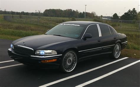 1998 buick park avenue information and photos zombiedrive