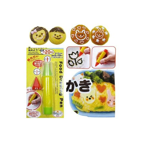 food doodle pens japanese bento deco lunch decoration food drawing pen for