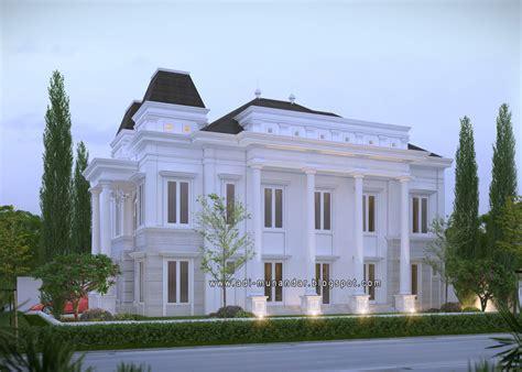 desain rumah vernakular rumah vernakular klasik simple di graha family surabaya on