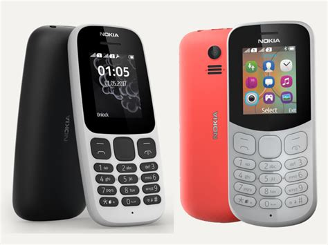 Nokia Seri 105 Garansi 1 Bulan ponsel nokia 105 dan nokia 130 resmi diluncurkan