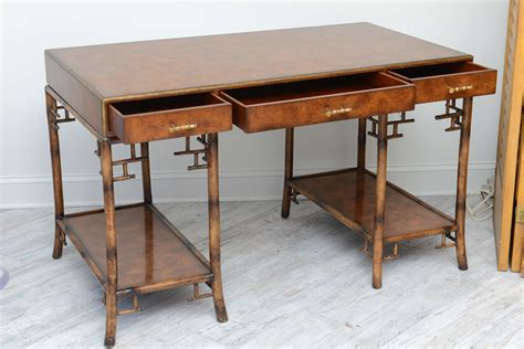 Chinoiserie Desk By Theodore Alexander At 1stdibs Chinoiserie Desk