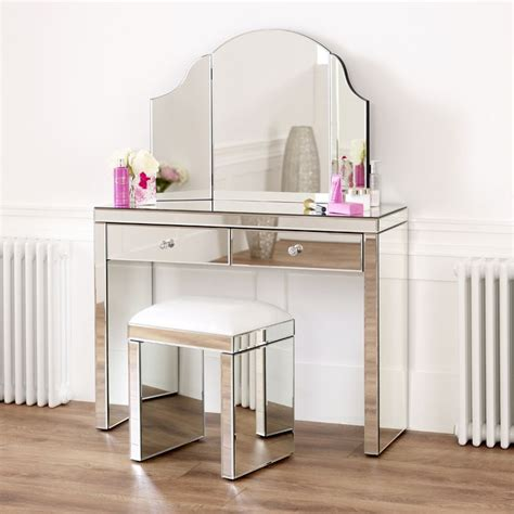 Mirrored Stool With White Seat Pad by 496 Best Bedroom Inspo Images On Bedroom