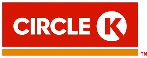 New K brand new new logo and global brand for circle k