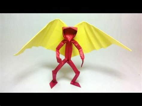 How To Make Origami Wings - origami s wings by jo nakashima