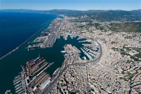 arrivi porto di genova commissione territorio secondo incontro sul piano