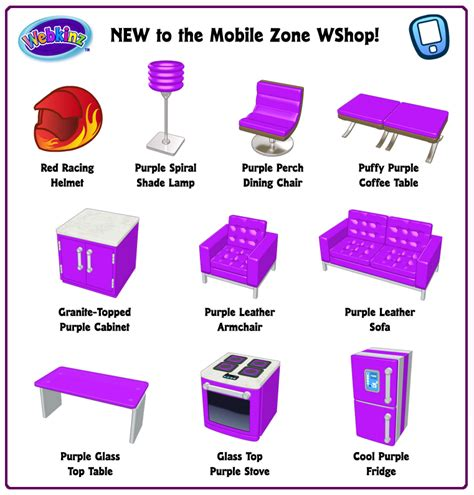 mobile zone new theme and clothing available now in the mobile zone