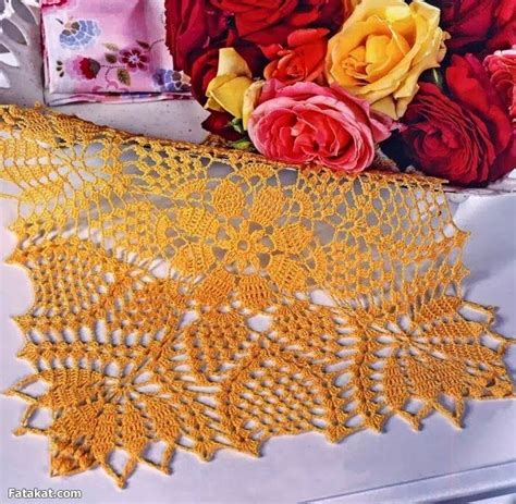free knitting patterns for table runners free crochet table runner patterns 154 knitting