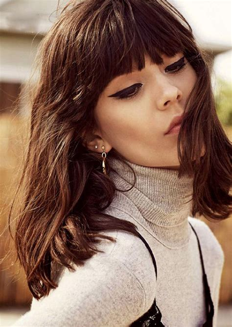 lob long bob with long face high forehead 20 latest mid length hairstyles hairstyles haircuts