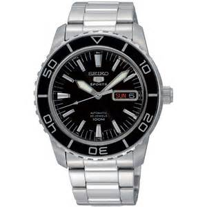 Updated price seiko 5 automatic snzh55k1 now 163 84 amazon save