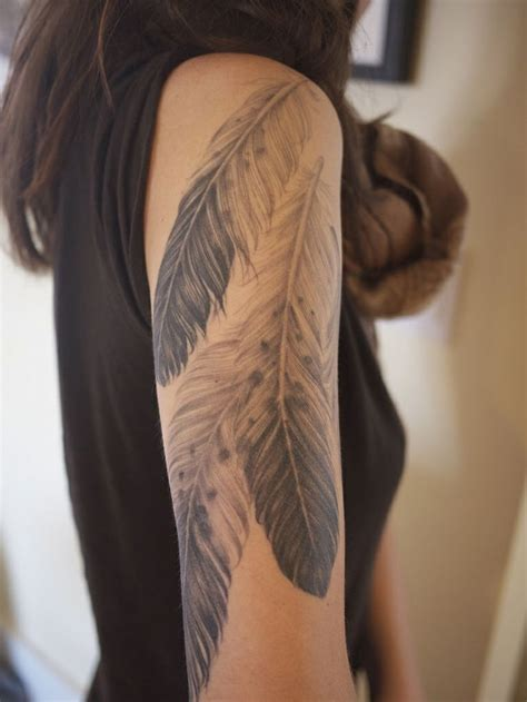 turkey feather tattoo 25 best ideas about eagle feather tattoos on