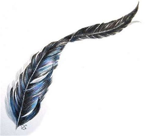 tattoo pen for dogs feather drawing lovely to look at pinterest