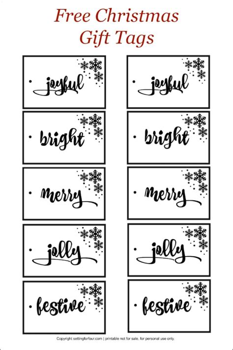 printable money tags christmas baking ideas 34 sweets and treats recipes