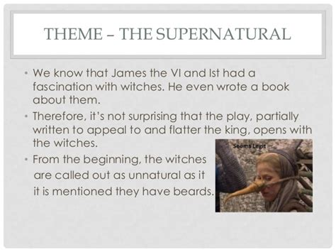 themes of the supernatural in hamlet supernaturalism in macbeth websitereports596 web fc2 com