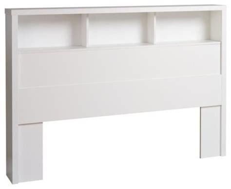 queen bookcase headboard white hawthorne collections full queen bookcase headboard white