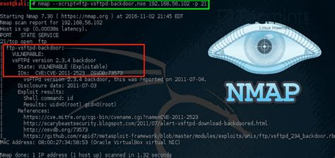 tutorial nmap debian how to scan live hosts with nmap hacking deep hunter