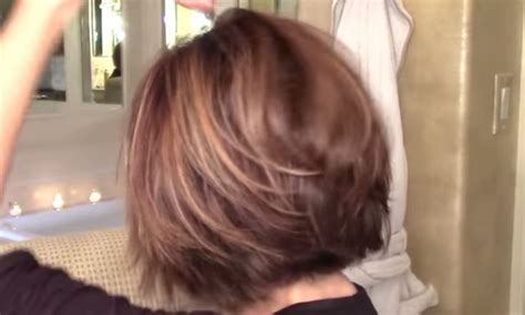 dominique sachse short bob hairstyle 17 best images about dominique sache hair on pinterest