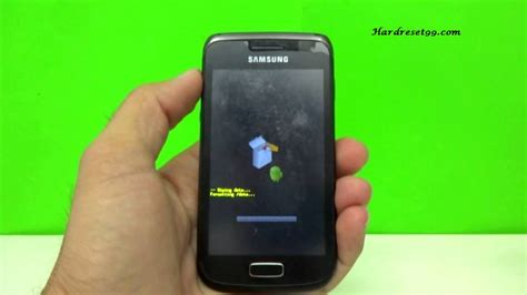 samsung gt i8150 galaxy w reset factory reset and password recovery