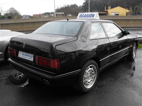 Maserati Ghibli Ii by 1996 Maserati Ghibli Ii Pictures Information And Specs