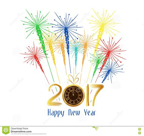 new year background design 2017 happy new year background with fireworks