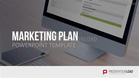 Marketing Plan Ppt Template Marketing Plan Powerpoint Marketing Plan Presentation Template