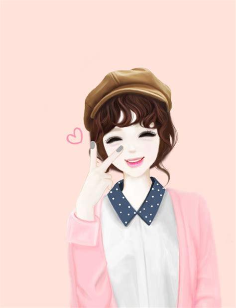 wallpaper korean cute cartoon cute korean cartoon discovered by ℛose vαniℓℓe