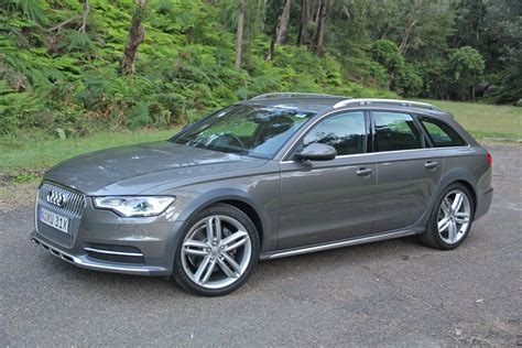 Audi Allroad A6 Review 2013 audi a6 allroad review caradvice