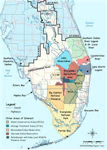 florida water management districts map earth sciences department seminar