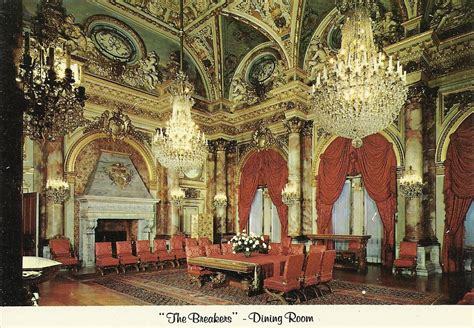 The Breakers Dining Room newport mansion the breakers on mansions rooms and mansion interior