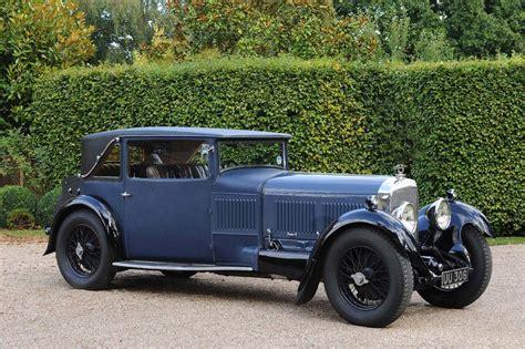 bentley speed six 1929 bentley speed six coupe cars for sale fiskens